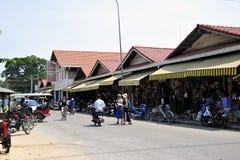 Angkor wat city Royalty Free Stock Photography