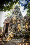 Angkor wat 32 Royalty Free Stock Photo