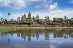 Angkor Wat day time Stock Image