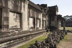 Angkor Wat dentro del detalle. Camboya Imagenes de archivo