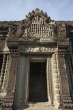 Angkor Wat dentro del detalle. Camboya fotografía de archivo