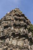 Angkor Wat dentro del detalle. Camboya fotos de archivo