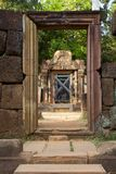 Angkor Wat Design Stock Images