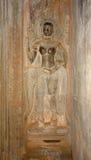 Angkor Wat detail Stock Image
