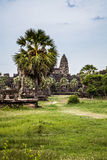 Angkor Wat em Camboja Foto de Stock Royalty Free