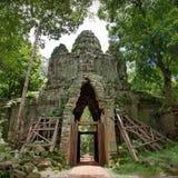 Angkor Wat en Camboya Imagen de archivo libre de regalías