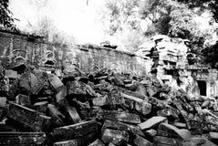 Angkor Wat en Camboya Imagenes de archivo