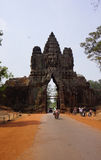 Angkor Wat Entry Stock Images