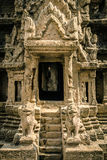 Angkor Wat gate Royalty Free Stock Photo