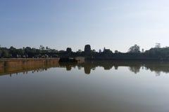 Angkor Wat Gateway Stock Photos