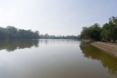 Angkor Wat Gateway Royalty Free Stock Image
