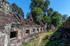 Angkor Wat Gebäude Stockfoto