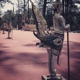 Angkor Wat Holidays Photographie stock libre de droits