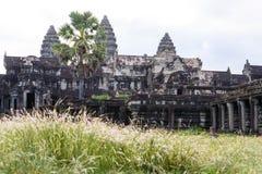 Angkor Wat i den Cambodja världsarvet royaltyfria foton
