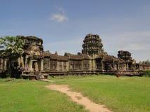 Angkor Wat Kambodża świątynni wizerunki Zdjęcie Stock