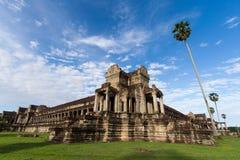 Angkor Wat, Kambodża Fotografia Royalty Free