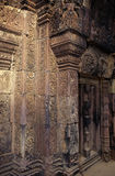 Angkor Wat, Kambodja royalty-vrije stock foto