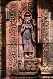 Angkor wat-Kambodja Royalty-vrije Stock Fotografie