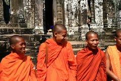 Angkor wat-Kambodja Royalty-vrije Stock Afbeeldingen