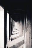 Angkor Wat in Kambodja Royalty-vrije Stock Foto's