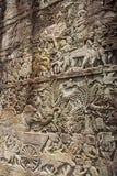 Angkor Wat - Kambodja Royalty-vrije Stock Fotografie