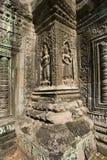 Angkor Wat - Kambodja Royalty-vrije Stock Foto