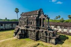 Angkor Wat Kambodja Royalty-vrije Stock Afbeeldingen