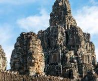 Angkor Wat in Kambodja Royalty-vrije Stock Afbeeldingen
