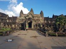 Angkor Wat Kambodscha lizenzfreie stockfotografie