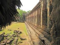 Angkor Wat, Kambodscha Stockbild