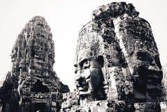 Angkor Wat in Kambodscha Stockfoto