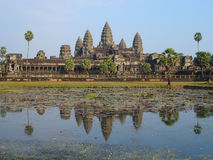 Angkor Wat, Kambodscha Lizenzfreie Stockfotos