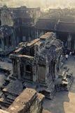 Angkor Wat of Kampuchea Royalty Free Stock Photos