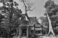 Angkor Wat of Kampuchea Stock Photos