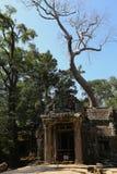 Angkor Wat of Kampuchea Royalty Free Stock Images