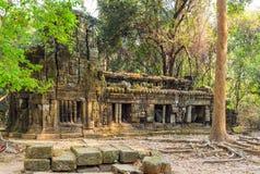 Angkor Wat, Khmer ναός σύνθετος, Ασία η Καμπότζη συγκεντρώνει siem Στοκ εικόνα με δικαίωμα ελεύθερης χρήσης