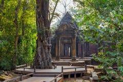 Angkor Wat, Khmer ναός σύνθετος, Ασία η Καμπότζη συγκεντρώνει siem Στοκ φωτογραφίες με δικαίωμα ελεύθερης χρήσης