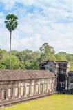 Angkor Wat Komplex Stockfoto