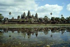 Angkor Wat - la Cambogia Immagine Stock