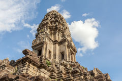 Angkor Wat the landmark of Siem reap in Cambodia. Stock Photography