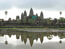 Angkor Wat landscape Stock Photography