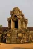 Angkor Wat library Stock Image