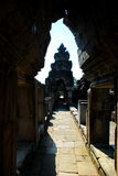 Angkor Wat in the morning sun light Royalty Free Stock Photos