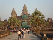 Angkor Wat. Royalty Free Stock Photography
