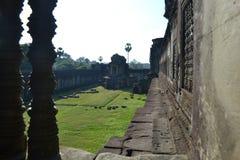 Angkor Wat pałac Camboya Obrazy Royalty Free