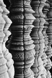 Angkor Wat Pillar royalty free stock image