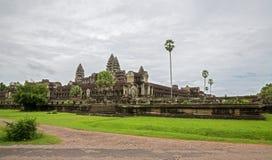 Angkor Wat rear entry Stock Photos