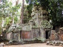 Angkor Wat Reflection Fotografie Stock