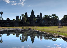 Angkor Wat Stock Photography