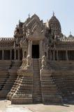Angkor wat replica Stock Afbeeldingen